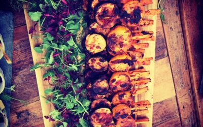 The Shellfish Pig: Top Ten for Wedding evening food with Bride & Tonic Blog
