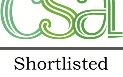 The Shellfish Pig: Shortlisted In The Cornwall Sustainability Awards 2016